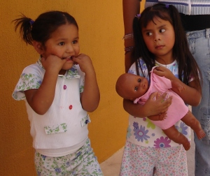 Girls of Santa Julia, San Miguel de Allende; Photo:KFawcett