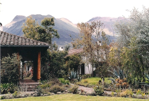Hacienda Cusin, Ecuador; Photo:MFawcett