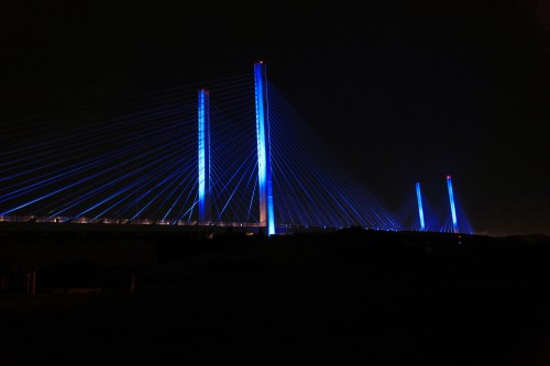 Indian River Inlet Bridge, Delaware; Photo:DFawcett