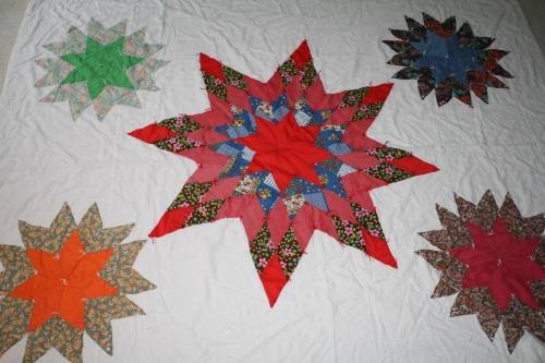 Quilt of Stars; Photo:KFawcett