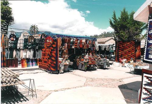Otavalo Market, Imbubura, Ecuador; Photo:KFawcett