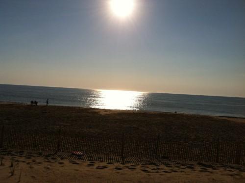 sunlight on ocean - Copy