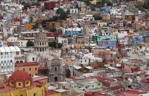 Guanajuato; Photo:KFawcett