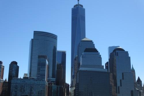 NYC from the Hudson River; Photo:KFawcett