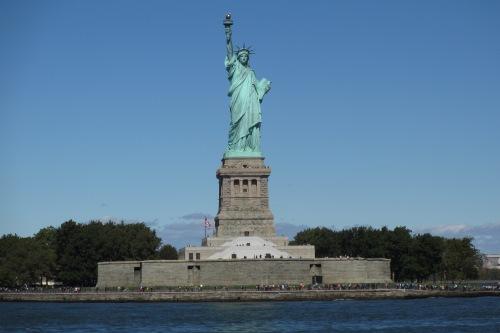 Statue of Liberty, NYC; Photo:KFawcett