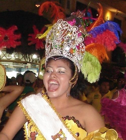 Carnival, Playa del Carmen, Quintana Roo, Mexico; Photo:KFawcett