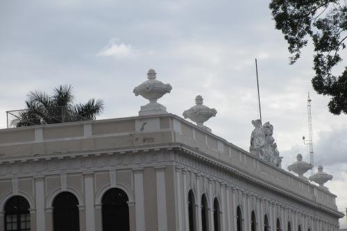 MACAY (Museo de Arte Contemporaneo Ateneo de Yucatan), Merida, Yucatan, Mexico; Photo:KFawcett