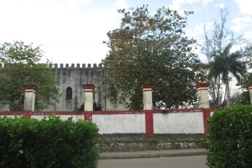 Hacienda San Antonio Tedzidz, Samahil, Yucatan; Photo:KFawcett