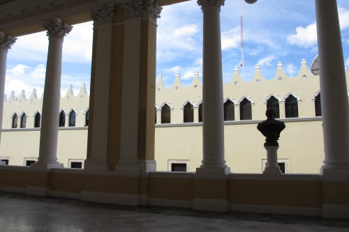 Teatro Peon Contreras, Merida, Yucatan, Mexico; Photo:KFawcett