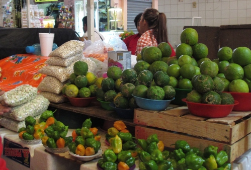 Merida Market, Yucatan, Mexico; Photo:KFawcett
