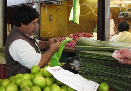 Merida Market, Yucatan, Mexico; Photo:KFawcett