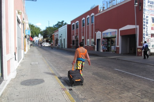Merida, Yucatan; Photo:KFawcett
