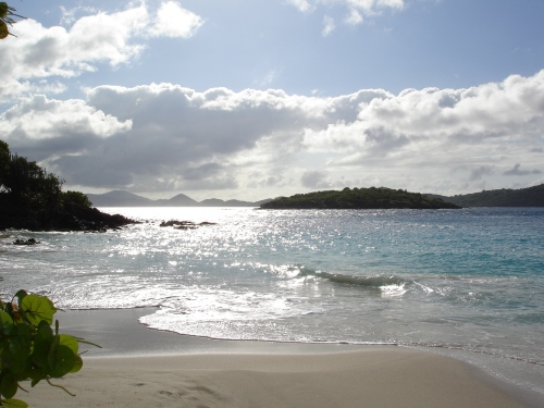 St. John, USVI; Photo:KFawcett