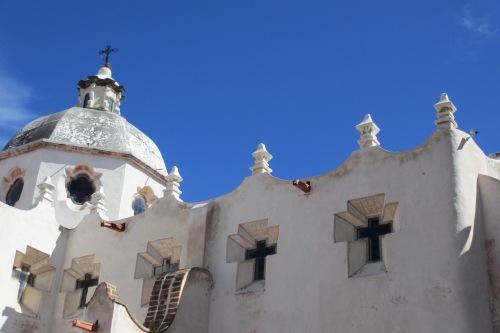 Santuario de Atotonilco, San Miguel de Allende, Guanajuato, Mexico; Photo:KFawcett