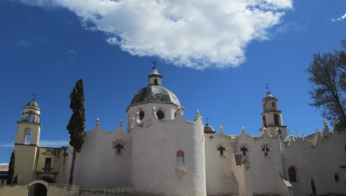 Santuario de Atotonilco; Photo:KFawcett