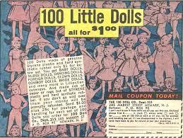 dolls ad