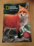 Holiday gift catalog, 2014, National Geographic