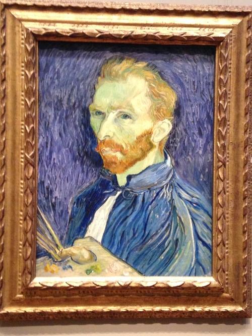 Van Gogh at the National Gallery in DC; Photo:KFawcett