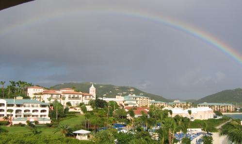 Great Bay, St. Thomas, US Virgin Islands; Photo:KFawcett