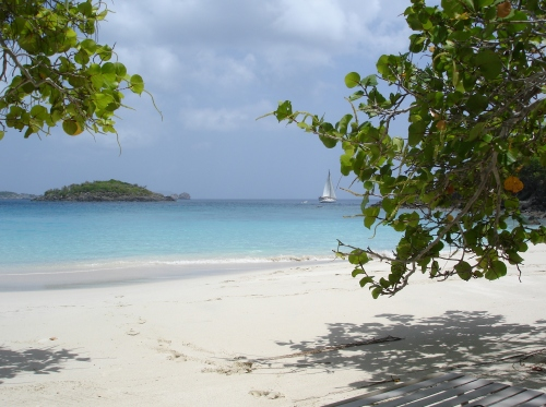 Virgin Islands National Park, St. John; Photo:KFawcett