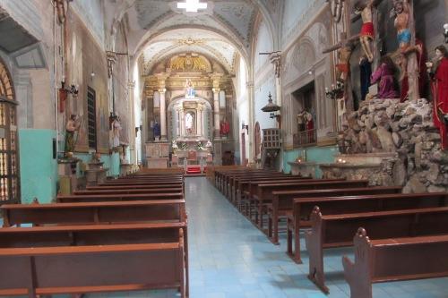 Iglesia de San Rafael, San Miguel de Allende, GTO, Mexico; Photo:KFawcett