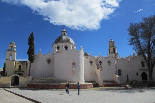 Santuario de Jesus Nazareno, Atotonilco, GTO; Photo:KFawcett