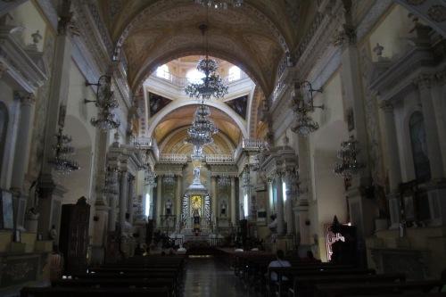 Basilica de Nuestra Senora de Guanajuato; Photo:KFawcett