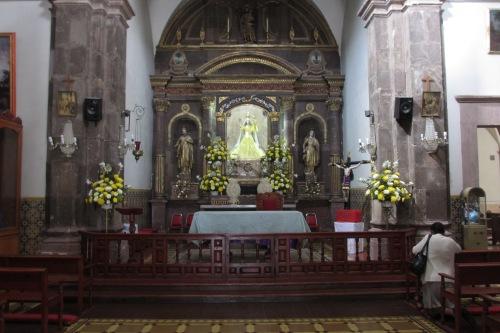 Templo de Nuestra Senora de la Salud, San Miguel de Allende, GTO, Mexico; Photo:KFawcett