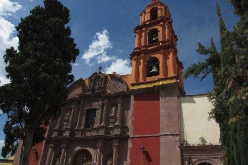 Oratorio de San Felipe Neri, San Miguel de Allende, GTO, Mexico; Photo:KFawcett