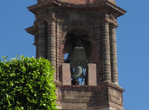 Templo de San Francisco, San Miguel de Allende, GTO, Mexico; Photo:KFawcett