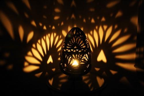 Oaxaca lantern; Photo:KFawcett