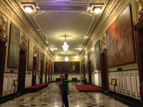 Palacio de Gobierno, Merida Yucatan; Photo:KFawcett