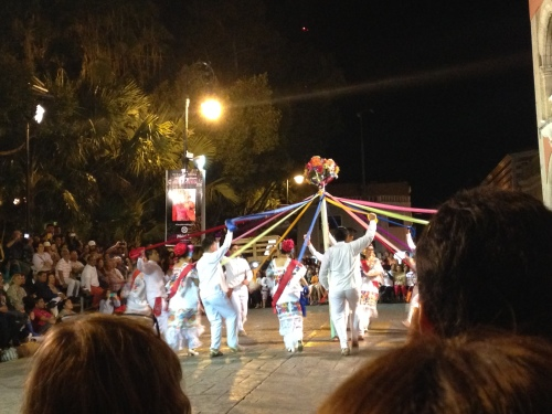 Jarana Dancers, Merida, Yucatan; Photo:KFawcett