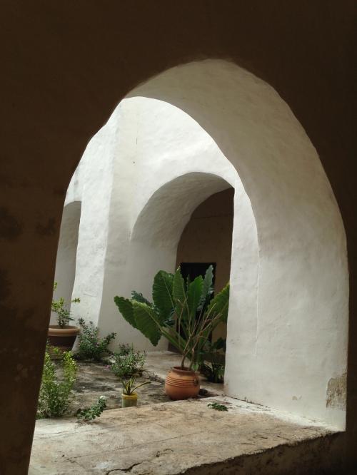 Convento de San Antonio de Padua, Izamal, Yucatan; Photo:KFawcett