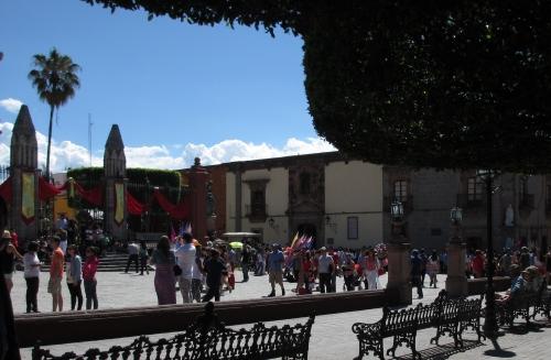 El Jardin, San Miguel de Allende; Photo:KFawcett