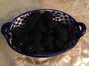 Blackberries; Photo:KFawcett