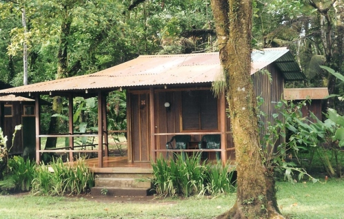 Casita, Mawamba, Tortuguero, Costa Rica; Photo:MFawcett