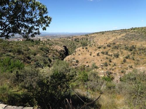 Canyon, El Charco del Ingenio, San Miguel de Allende; Photo:KFawcett