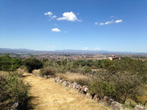 Hiking, San Miguel de Allende; Photo:KFawcett
